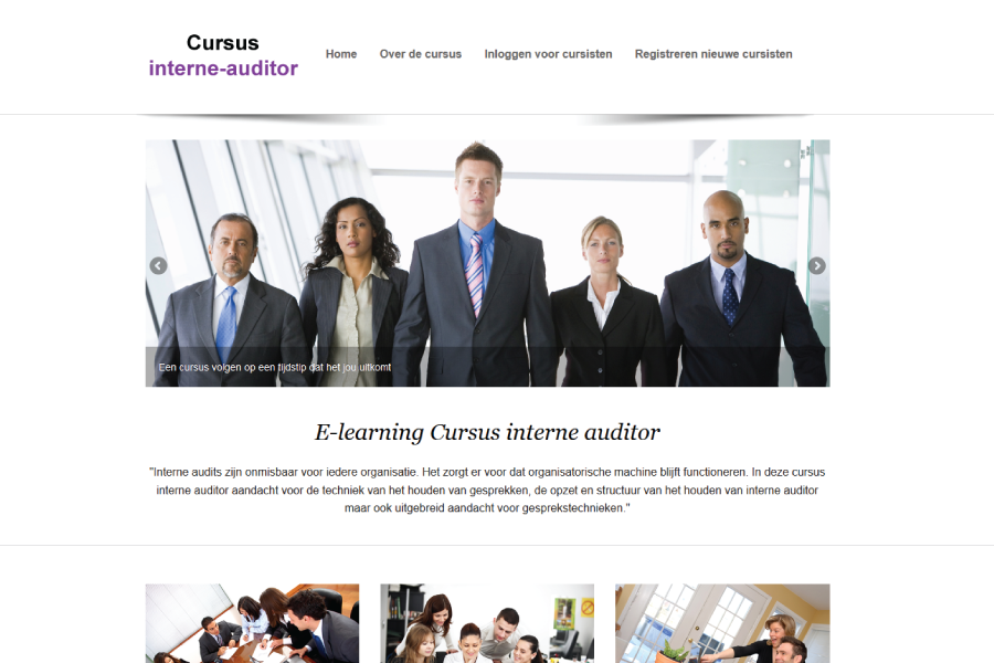 E-learning-interne-auditor